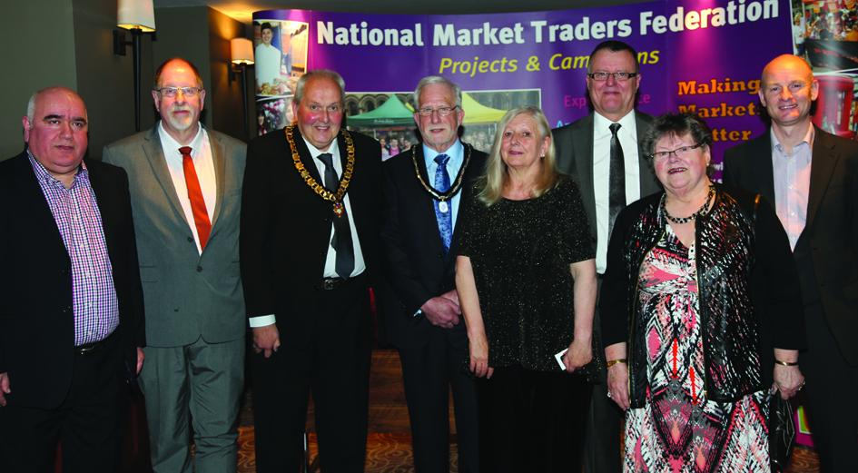 NMTF Executive Board